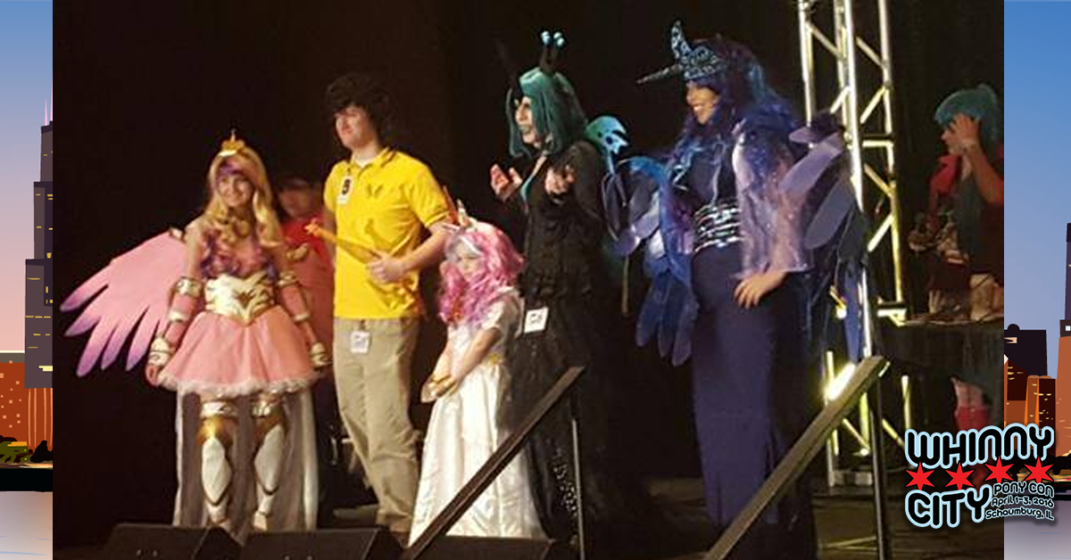WCPC16 Cosplay Contest