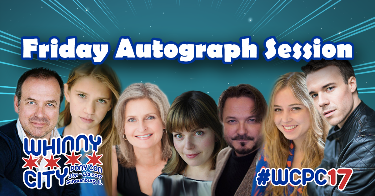 Friday Autograph Session