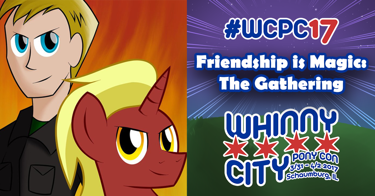 Friendship is Magic: The Gathering