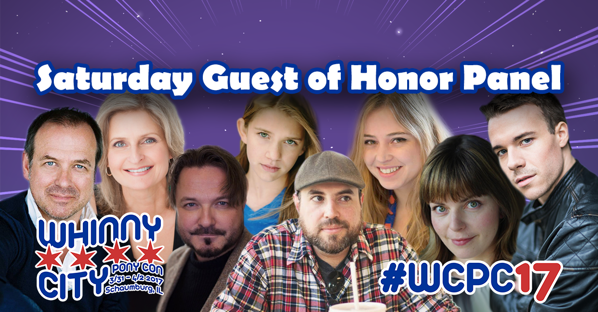 Saturday Guest of Honor Panel