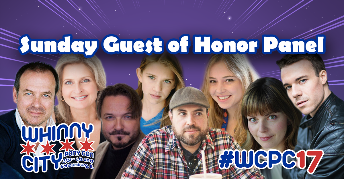 Sunday Guest of Honor Panel