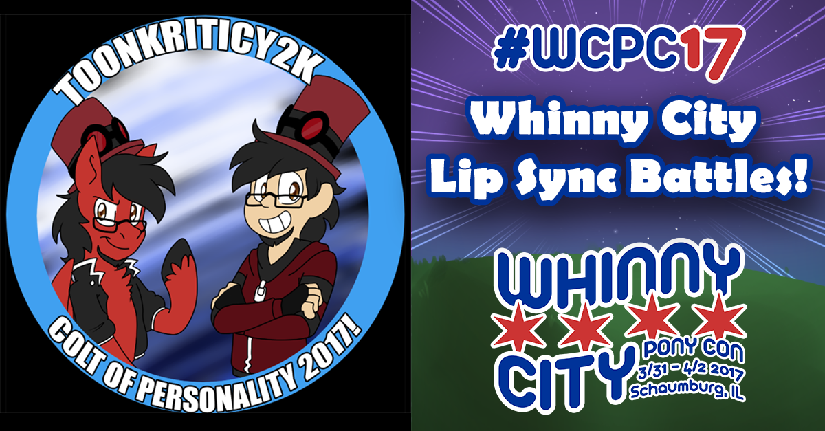 Whinny City Lip Sync Battles!
