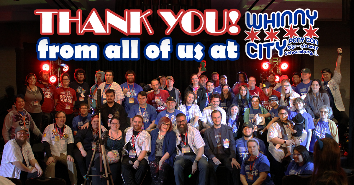 From everyone at #WCPC17, THANK YOU!